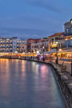 CHANIA: A MOSAIC OF CULTURES AND EXPERIENCES