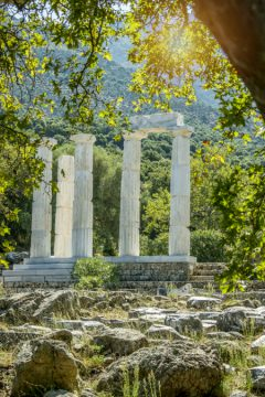 SAMOTHRACE: ISLAND OF THE GODS