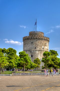 THESSALONIKI: A MOSAIC OF CULTURES